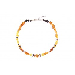 Amber jewelry for your pet (35-40cm.)